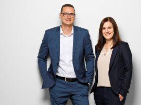 Markus Schultheis und Sandra Möhrle